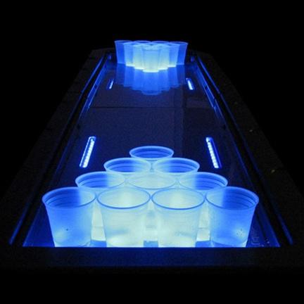 beer pong elegant custom beer ong table. Black Bedroom Furniture Sets. Home Design Ideas